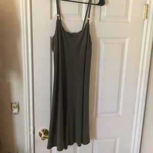 Calvin Klein Slip Dress SIZE 12